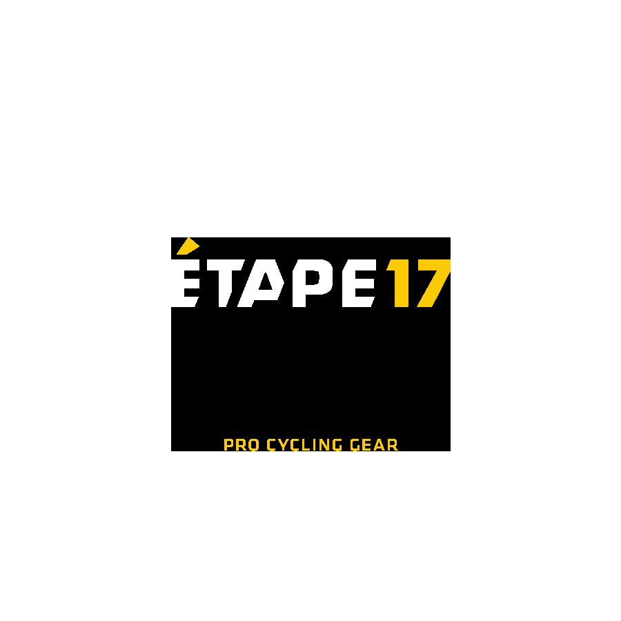 Etape17 logo. Pro Cycling gear
