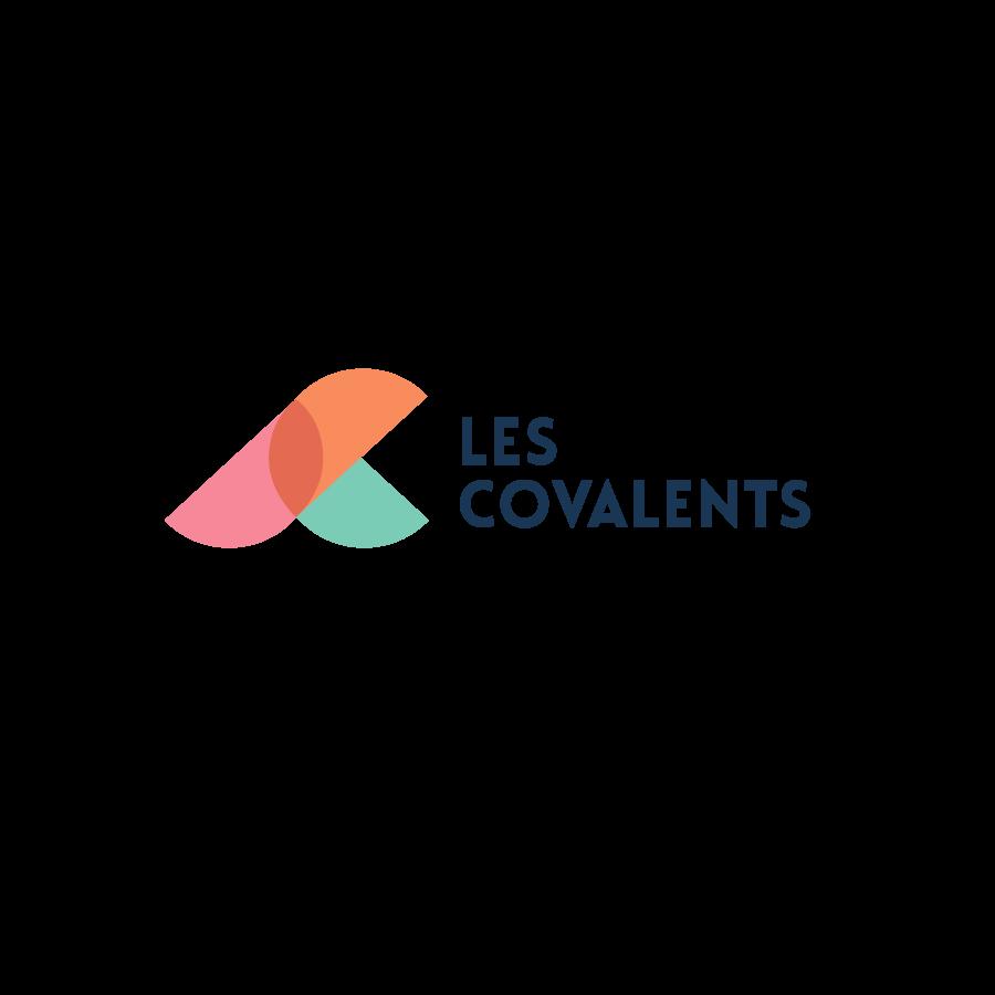 Marketing agency logo: Les Covalents