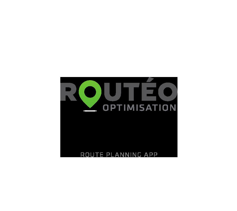 Route planning app logo