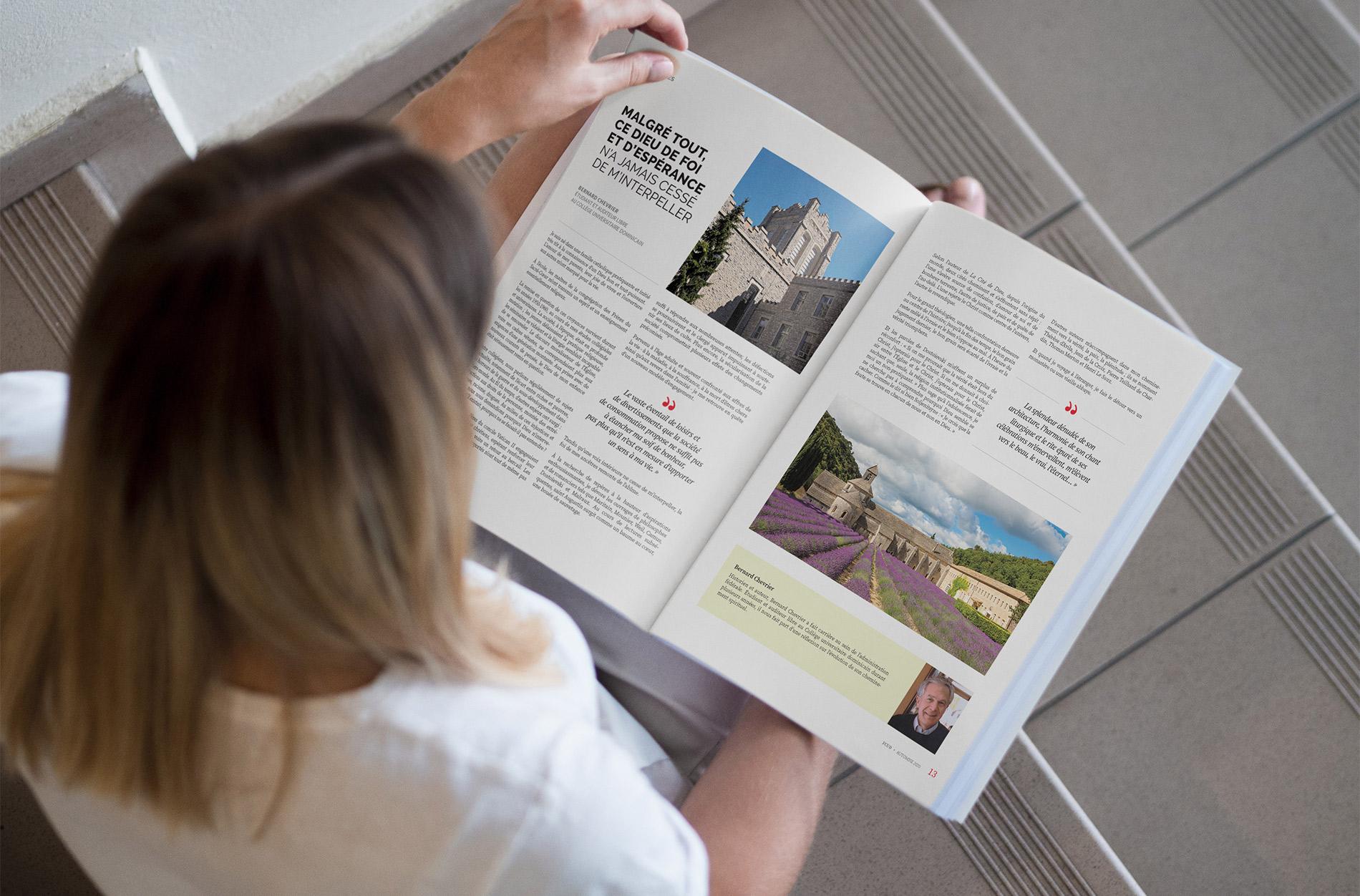 Essential magazine design