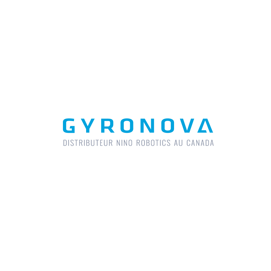 Logotype technologique Gyronova