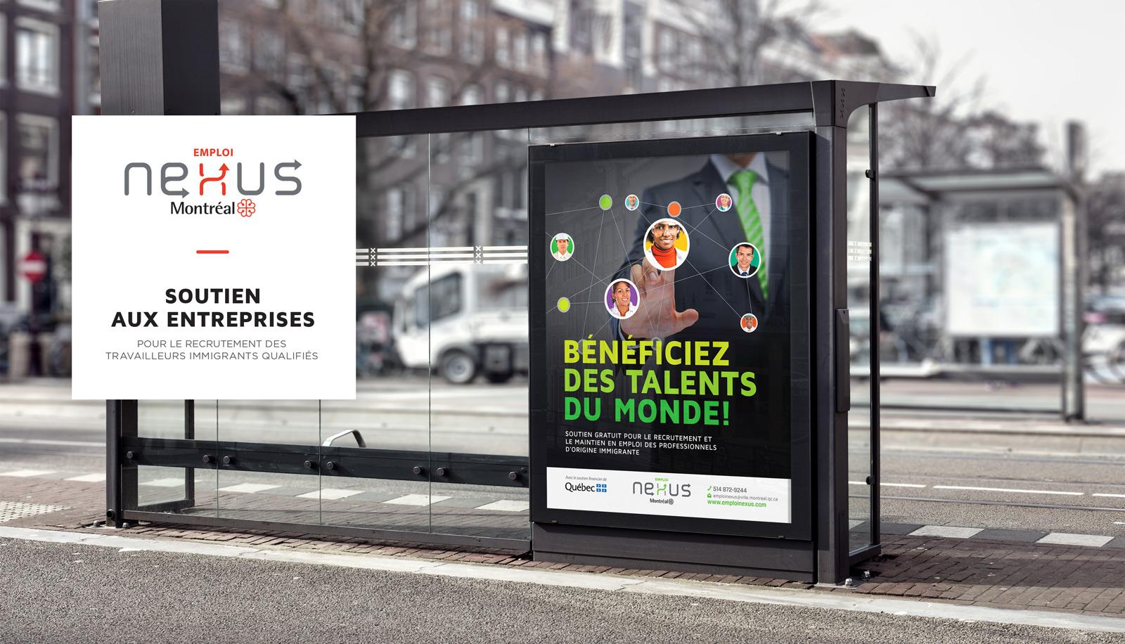 Conception d'affiche / billboard