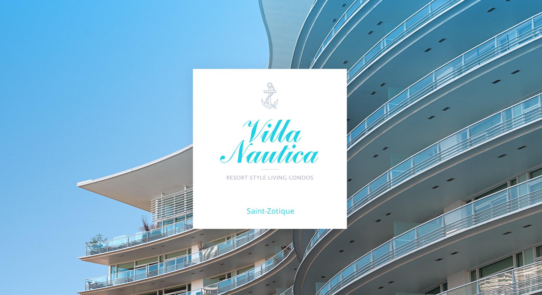 Villa Nautica condos de luxe