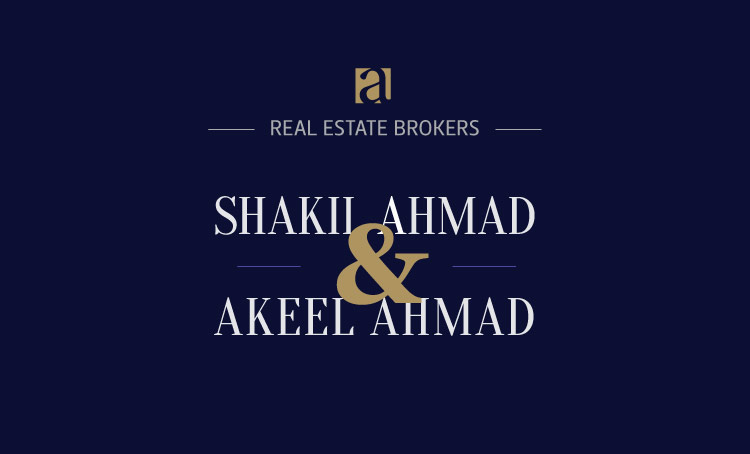 Logo courtier immobilier