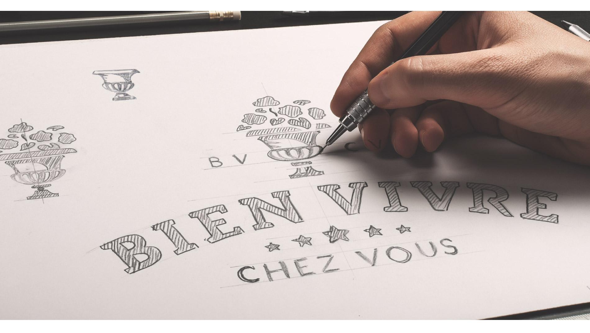 bvcv logo sketch
